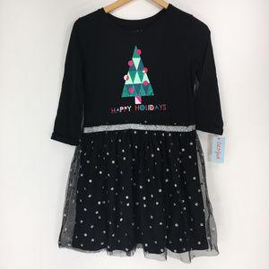 Cat Jack XL 14/16 Black Dress Holiday